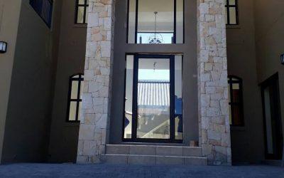 Aluminium Windows Bloubergstrand