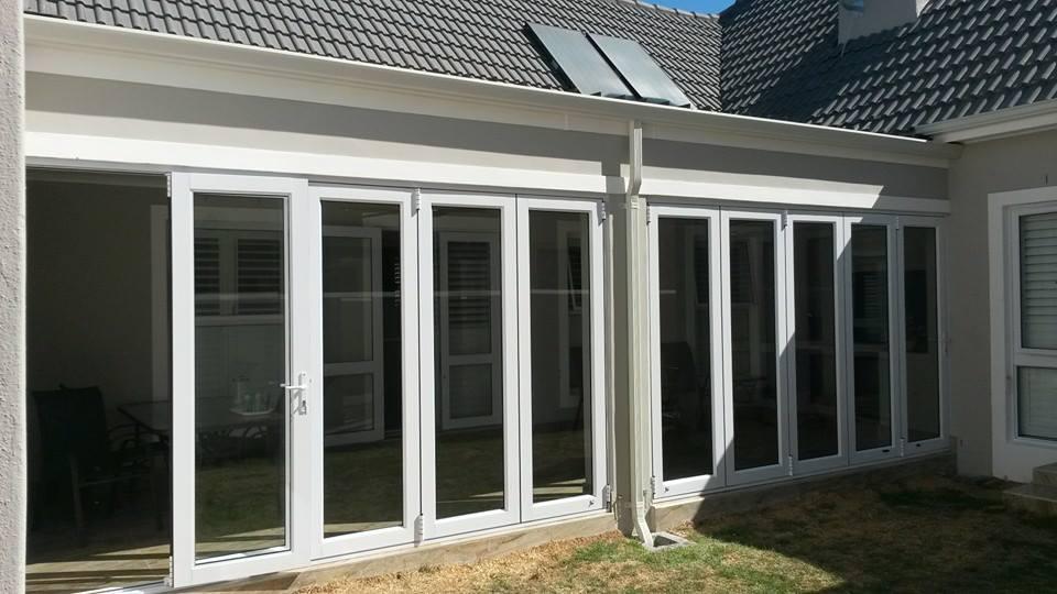 Aluminium Windows Strand